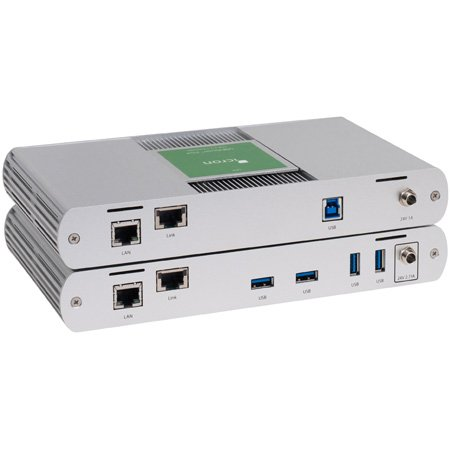 Icron Raven 3104 USB 3-2-1 4-Port USB 3.1 Over Cat6/7 Extender System
