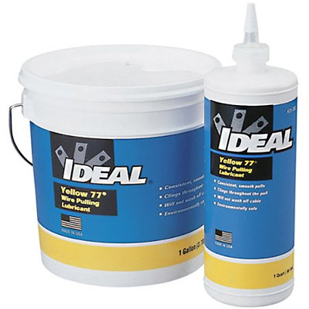 Ideal 31-371 Aqua Gel II Cable Pulling Lubricant 1 Gallon