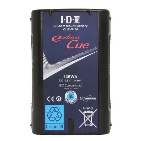 IDX CUE-D150 - 146Wh Li-ion V-Mount Battery