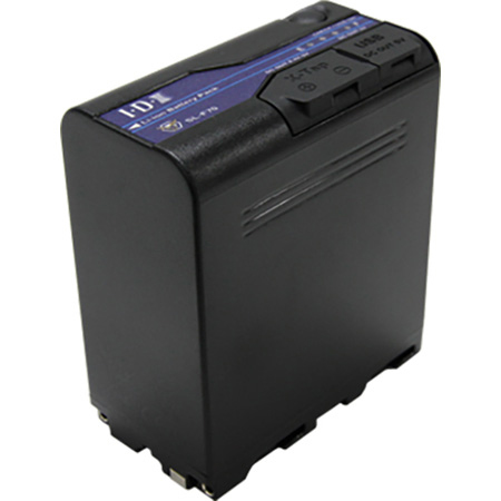 IDX SL-F70 L-Series 72Wh Camera Battery for Sony Cameras