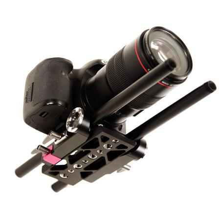 ikan BS-T05 Lightweight Base Plate & Lightweight D-tail 15mm