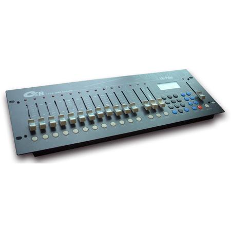 Lite-Puter CX-3B 12 Channel DMX Lighting Console