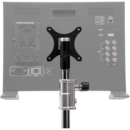 E-Image EI-A71 VESA to 5/8-Inch Baby Pin Adapter Female