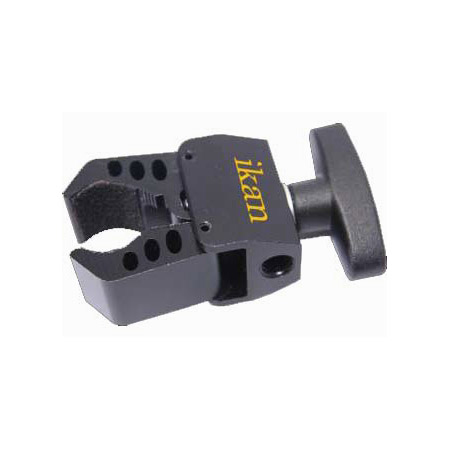 ikan ELE-PN Elements Pinch Clamp with 1/4in - 20 and 3/8in to 16 Female Sockets