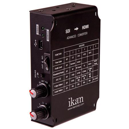 ikan IKC-AS2H Advanced 3G-SDI to HDMI Converter