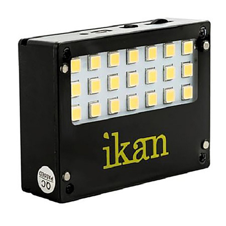 ikan iLED-MA Micro Flood Light with Built-in Li-Ion Battery