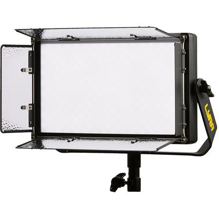 ikan LBX5 Lyra Bi-Color Soft Panel Half x 1 Studio and Field LED Light with DMX