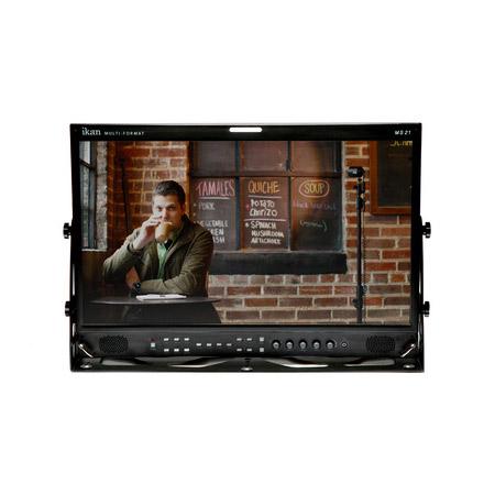 ikan MS21 21-Inch Studio Monitor with Dual 3G-SDI Input with Loop Through