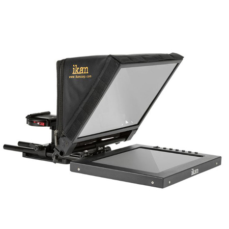 ikan PT1200 12 Inch Portable Teleprompter Kit