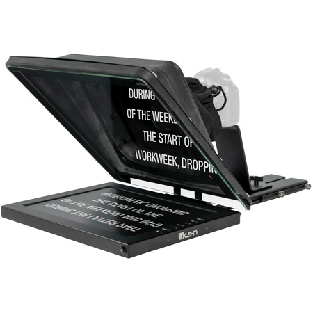 ikan PT4700-SDI Professional 17 Inch High Bright Teleprompter with 3G-SDI