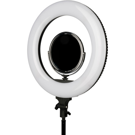ikan RLCB60 Oryon 18 Inch Bi-Color LED Cosmetic Ring Light