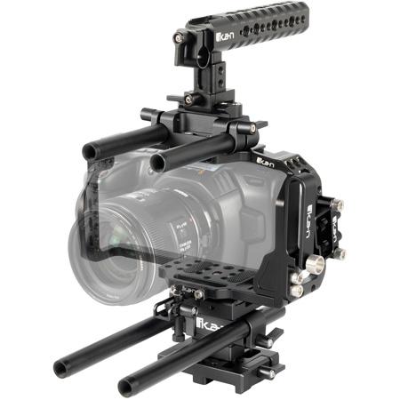 ikan STR-BMPCC6K STRATUS Complete Cage for the Blackmagic Pocket Cinema Camera 6K & 4K