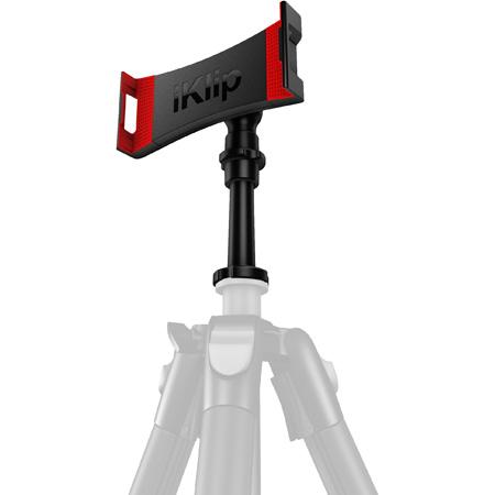 IK Multimedia IPIKLIP3VIDO iKlip 3 Video - Universal Tablet Holder for Tripod Mount (tripod sold separately)