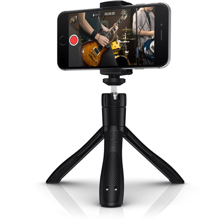 IK Multimedia iKlip Grip Multifunction Smartphone Camera Stand