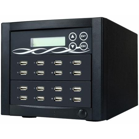 ILY U15-SSPX8 15 Target Xtreme USB Duplicator - Copy USB Flash Drive and USB Hard Drive