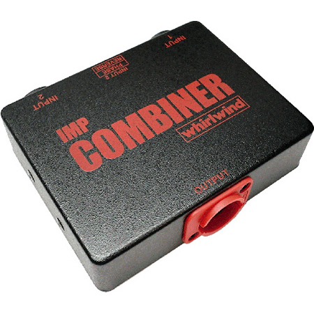 Whirlwind IMCOM 2 In 1 Out Mic Level Combiner