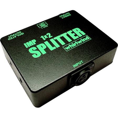 Whirlwind SP1X2 1x2 Mic Splitter