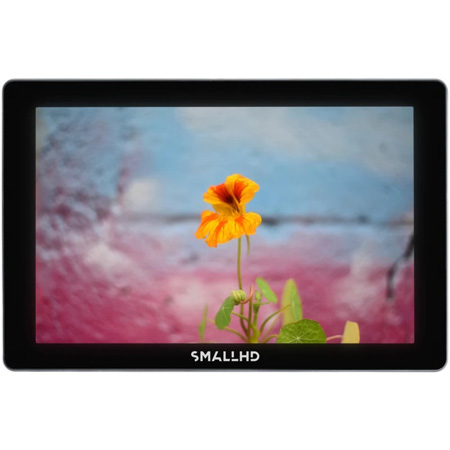SmallHD MON-INDIE-7 7-inch Smart Touchscreen Monitor with Daylight Visibility - 920x1200 / 323 PPI - SDI/HDMI/Micro USB