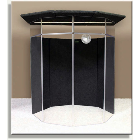 ClearSonic IPFD IsoPac F Medium Vocal Booth