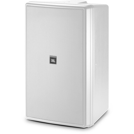JBL Control 31WH 2-Way Control Contractor On-Wall Speaker with 250mm High Power - White