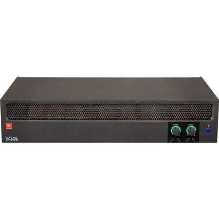 JBL CSA2300Z CSA 2300Z Dual-Channel 300W Amplifier