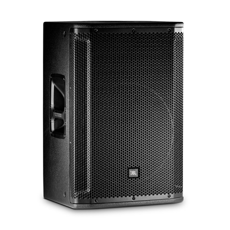 JBL SRX815P 2000 Watt Powered 2-Way Speaker System Featuring Crown Amplification