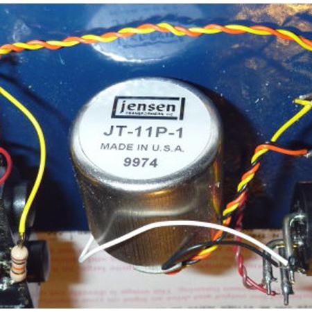 Jensen JT-11P-1 Line Input Transformer