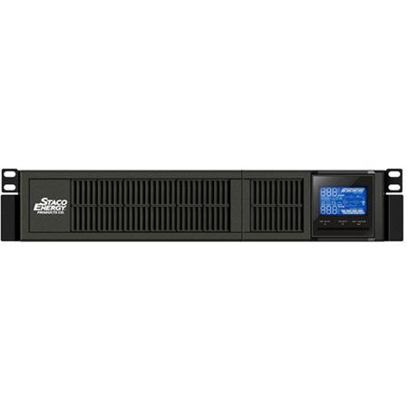 Juice Goose SBN-15001 UPS Line-Interactive Rack Mount - 1500VA 1350 Watts