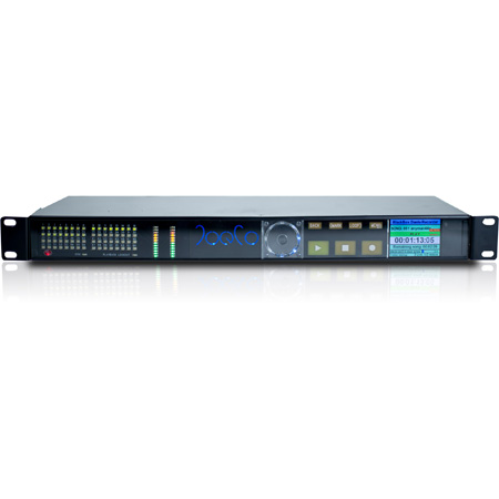 JoeCo BBR64-DANTE Blackbox 64 Track Recorder with DANTE I/O & 8 Analog Inputs