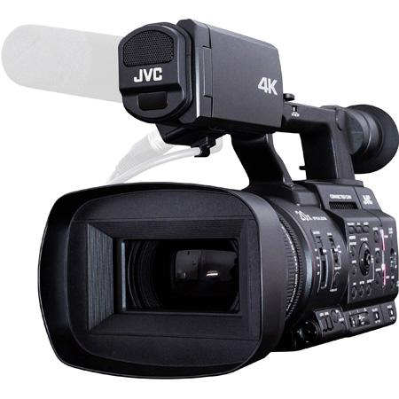 JVC GY-HC500U Connected Cam 4K Handheld Camcorder