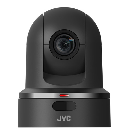 JVC KY-PZ100B Robotic POV Video Production PTZ Camera - Black