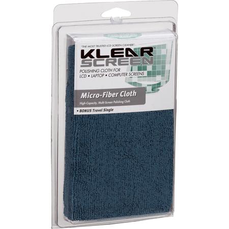 Klear Screen KS-MKK Micro-Fiber Polishing Cloth Single