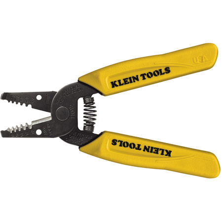 Klein Tools 11045 Solid Wire Stripper for 10-18 gauge