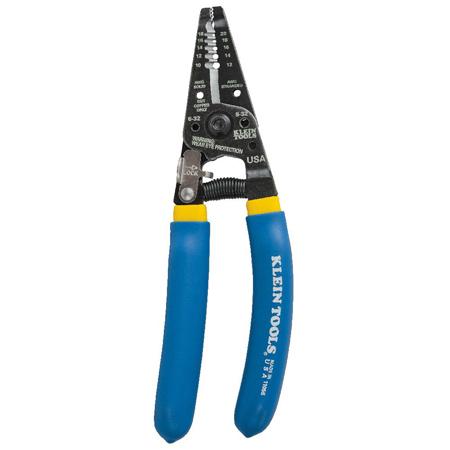 Klein Tools 11055 Klein-Kurve Wire Stripper/Cutter Solid & Stranded Wire