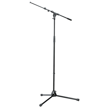 K&M 210/9 Microphone Stand - Black