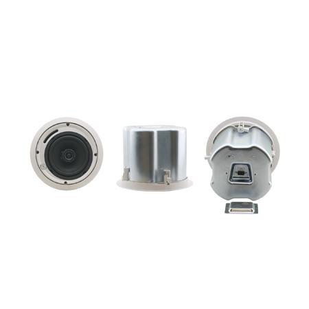 Kramer Galil 6-C 6.5 Inch Closed-Back 2-Way Ceiling Speaker - EN 54-24 Certified - Pair