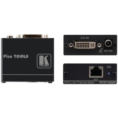 Kramer PT-571HDCP DVI over Twisted Pair Transmitter