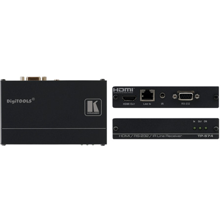 Kramer TP-574 HDMI Data & IR Over Twisted Pair Receiver