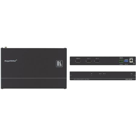 Kramer VM-2H2 4K HDMI 2.0 1:2 Distribution Amplifier