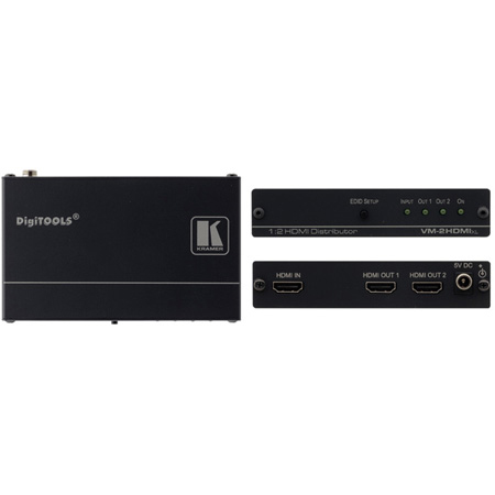 Kramer VM-2HXL 1:2 HDMI Distribution Amplifier