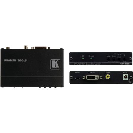 Kramer VP-506 DVI & Computer Graphics Video Scan Converter