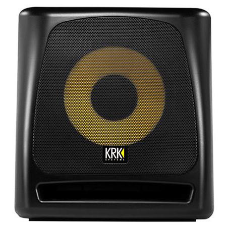 KRK 10S2NA 10 Inch Active Subwoofer with 225 Watt Peak Power