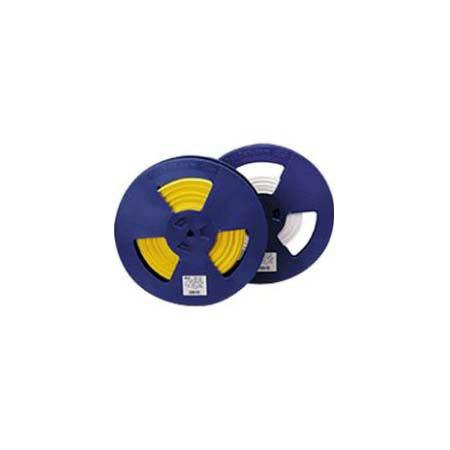 Kroy 98-YT31-1242 100 ft Shrink Tube Reels - 1/2 inch (Yellow)