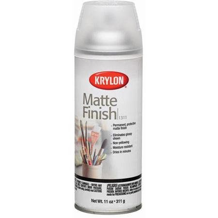 Krylon Matte Finish Spray Paint 11oz.