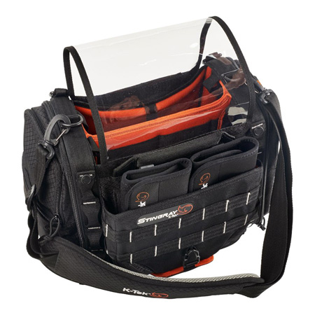 K-Tek KSTGS Stingray Small Audio Mixer Recorder Bag