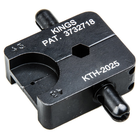 Kings KTH-2025 Crimp Die for Kings 2065-11-9 BNC Connectors
