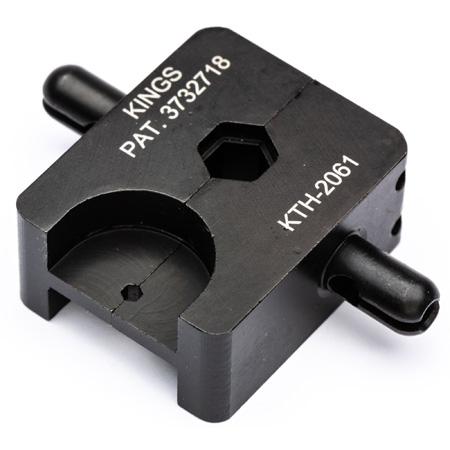 Kings KTH-2061 Crimp Die for KTH-1000 RG-55/58/141/142/223