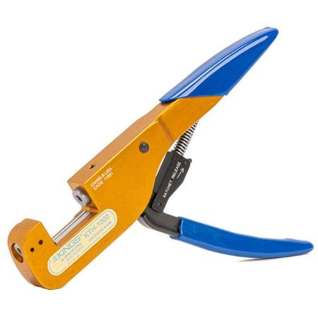 Kings KTH-1000 BNC Crimp Tool with Removable Die (Die Not Included)