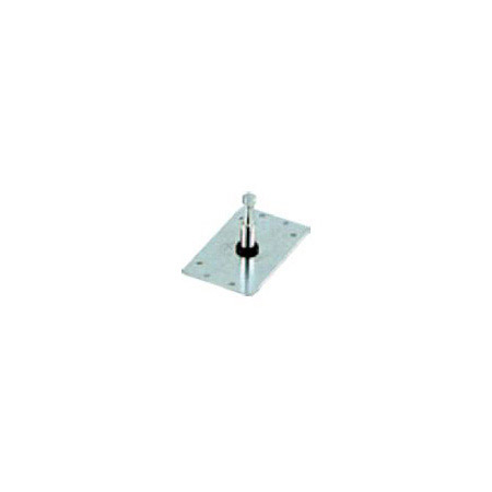 Kupo G003512 Baby 3in Wall Plate - Baby 5/8in  Stud