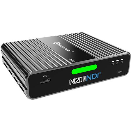 Kiloview N20 4K UHD HDMI 2.0/NDI Bi-Directional Converter Encoder/Decoder